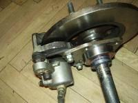 Задние дисковые тормоза своими руками 196