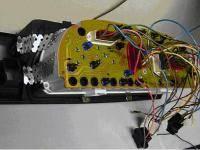 Датчик топлива: У волги порядка 350 Ом , у 2104 тоже.  Датчик спидометра нужен 6 имп/об, по резьбе подходит от 2110.