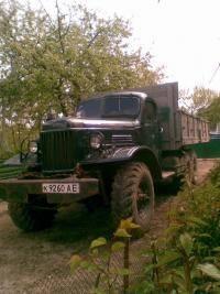 Автомобили ГАЗ: ДИЗЕЛЬ на ЗиЛ 157
