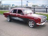 Автомобили ГАЗ: Гонки в городе
