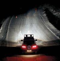 Автомобили ГАЗ: за ксенон